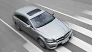 Mercedes CLS 63 AMG Shooting Break