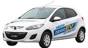 Electriques : Mazda avance très lentement