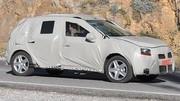 La prochaine Dacia Sandero surprise, son conducteur vraiment pas content