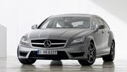 Mercedes CLS 63 AMG Shooting Brake : déménageur sportif de luxe