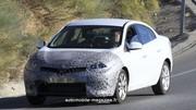 Renault Fluence restylée : Visage moins sage
