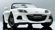 Mazda MX-5 restylée : nouveau sourire