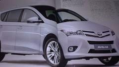 Toyota RAV4 : un aperçu du nouveau modèle ?