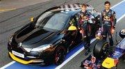 Renault Mégane R.S. Red Bull Racing RB7