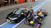 Renault Mégane R.S Red Bull Racing : le trio est au complet