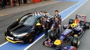 Renault Mégane RS Red Bull Racing RB7 : Le compte est bon