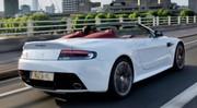 Aston Martin V12 Vantage Roadster : le plein de photos