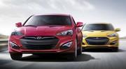 Hyundai Genesis Coupé : Revue pour affronter les Toyota GT-86/Subaru BRZ !