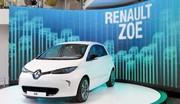 La Zoé à l'Atelier Renault