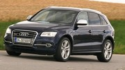 Essai Audi SQ5 TDI de 313 chevaux
