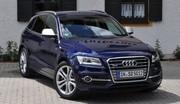 Essai Audi SQ5 TDI : double première !