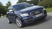 Essai Audi Q5 & SQ5 TDI : Le feu au Q !