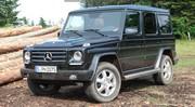 Essai Mercedes Classe G 350 BlueTEC : enGin de Guerre