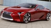 Lexus LF-LC Coupé : bientôt la production ?
