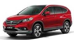 Nouveau Honda CR-V 2012 : plus de coffre, moins de consommation