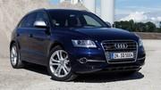 Essai Audi SQ5 : S comme Diesel