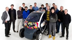 Renault Twizy sacré best of the best 2012 aux Red Dot Design Awards