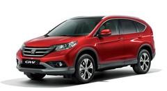 Nouveau Honda CRV : petit diesel et deux roues motrices