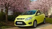 Ford C-Max et Grand C-Max : nouveaux moteurs 1.0 Ecoboost