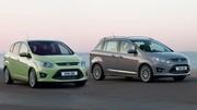 Ford C-Max et Grand C-Max : Le petit mille sous le capot !