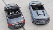 Essai Audi R8 GT Spyder & TT RS+ : Les jusqu'au-boutistes