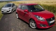 Essai Suzuki Swift sport et Renault Twingo R.S. : charmantes petites teignes