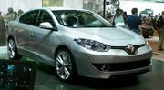 Renault Fluence restylée : nouveau regard