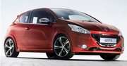 Peugeot confirme la production de la 208 GTI