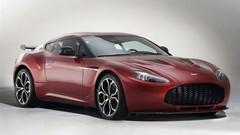 Aston Martin V12 Zagato : production réduite à 101 exemplaires