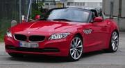 BMW Z4 restylé surpris ?