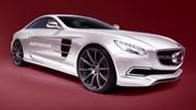 Future Mercedes SLC : encore des détails sur celle qui vise la Porsche 911