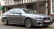Essai BMW 535d xDrive : Il y en a un peu plus, je vous le mets?