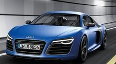 La gamme Audi R8 (Coupé et Spyder) évolue