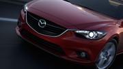 Nouvelle Mazda 6 : Entre ombre et lumière