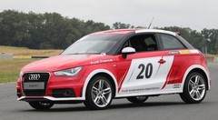 Essai Audi A1 1.4 TFSI 185 S-Tronic S-Line Audi Endurance Expérience 2012