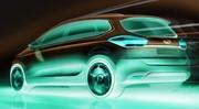 Nouveau Kia Carens : il sera dévoilé au Mondial de l'Automobile