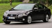 Essai Lexus GS 450h 345 ch : Hybride de référence