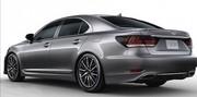 Lexus LS : première image