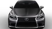 Lexus LS restylée : première fuite de photos