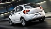 Citroën C3 restylée : un avant-goût avec le modèle brésilien ?