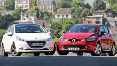 Essai Peugeot 208 1.6 e-HDI 92 ch vs Renault Clio 4 1.5 dCi 90 ch : Combat de coqs