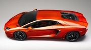 """Lamborghini Aventador : une version 2013 avec un mode """"V6"""" et un Stop & Start !"""