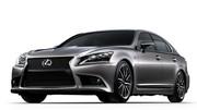 Lexus LS restylée : Rébellion de façade