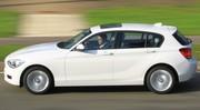 Essai BMW 116d EfficientDynamics Edition Lounge : Théorie non vérifiée