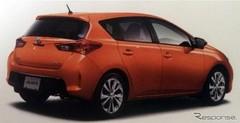 La future Toyota Auris démasquée sur le Web