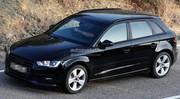 La future Audi A3 Sportback se prépare