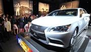 Lexus LS 2012 : la nouvelle version présentée à San Francisco