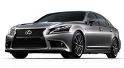 Nouvelle Lexus LS : plus aiguisée, plus BMW