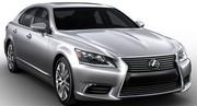 Lexus LS 2013 : enfin du caractère