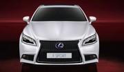 Lexus LS: cherchez les… 3.000 différences